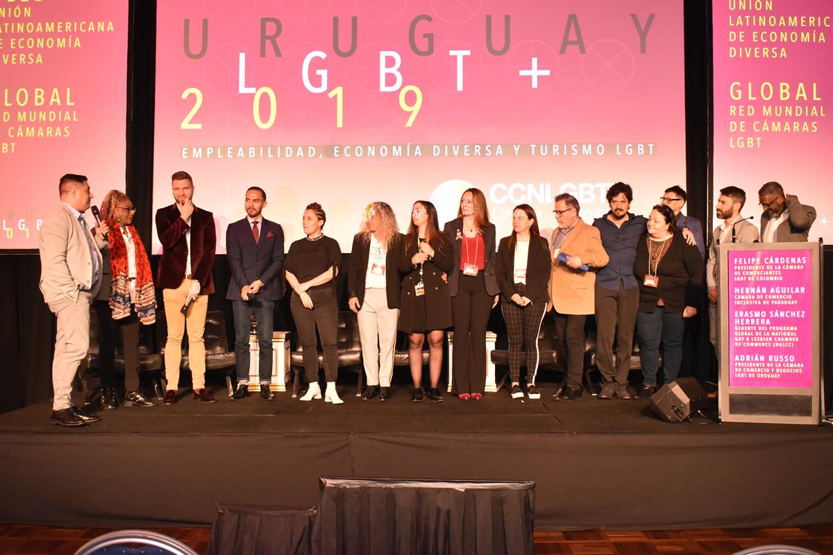 """Se realizó """"URUGUAY LGBT 2019"""""""